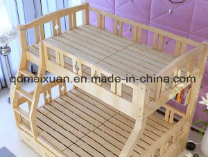 Solid Wooden Bed Room Bunk Beds Children Bunk Bed (M-X2691) pictures & photos