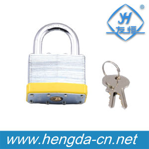 OEM High Security Padlock Laminated Steel Padlock pictures & photos