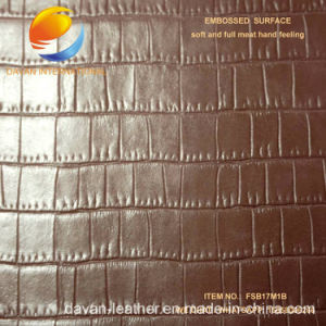 Fsb17m1b PU Leather for Bag with Good Price pictures & photos