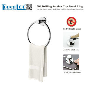 China Bathroom Accessories Towel Ring