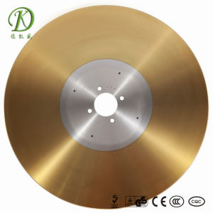 D2d 610X4.7 Log Saw Blade Circular Knives for Toilet Tissue Paper Machine