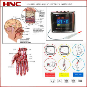 Blood Pressure Control Device/Reducing Blood Pressure Device/Equipment to Reduce Blood Pressure Naturally/Natural Blood Pressure Reducers/ Laser Acupuncture pictures & photos