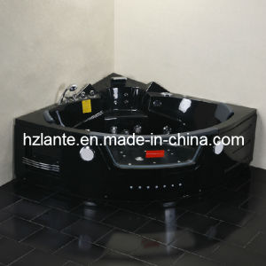 High Grade Massage Bathtub with Black Color (TLP-632 Black) pictures & photos