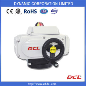 Dcl Modulating Electric Motor Actuator for Valve Control pictures & photos