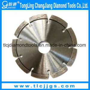 China Diamond Tile Saw Blade for Dry Used