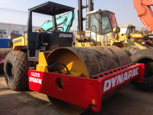 Second Hand Road Roller Dynapac Ca25D Original Made pictures & photos