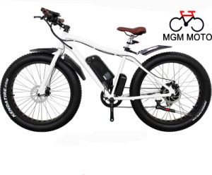Alloy Frame Beach Cruiser Mountain Electric Bicycle 26 Inch pictures & photos