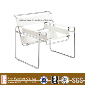Stainless Frame Marcel Breuer Wassily Lounge Chair (B3) pictures & photos