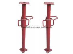 Heavy Duty Spanish Type Steel Prop Adjustable Steel Prop Scaffolding pictures & photos