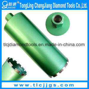 Diamond Drilling Core Bit for Reinforced Concrete