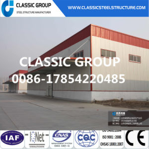 Assembling Metal Building Steel Structure Warehouse with High Quality pictures & photos