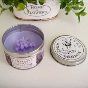 Custom Portable Aromatic Candle Tin pictures & photos