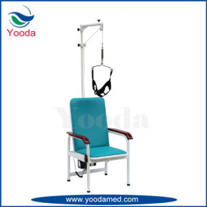 Economic Electric Cervical and Lumbar Traction Bed pictures & photos