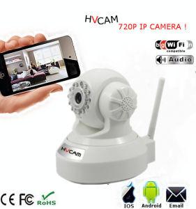 H  264 IP Camera IP PTZ Camera Wireless Wide Angle IP Camera (HV-72PIC)