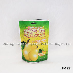 Stand up Plastic Fruit Packaging Bag pictures & photos