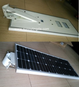 30W LED Light Solar All in One Solar Light