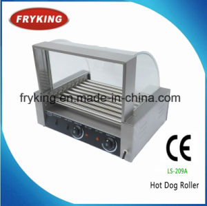 Commercial Electric Hot Dog Grill to Make Snack pictures & photos