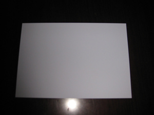 PVC Digital Printing Sheet for Making Plastic Cards pictures & photos