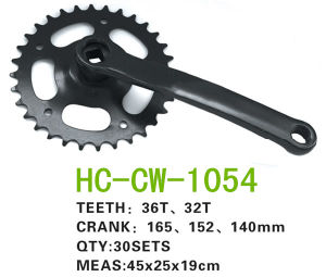 Bicycle Parts Chainwheel Crank (CW-1054) pictures & photos