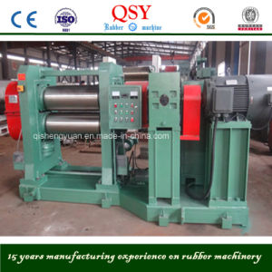 2 Roll Rubber Calender Machine pictures & photos