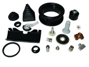 Rubber & Metal Parts