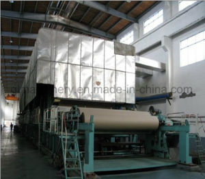 Kraft Paper Machine, Test-Liner Paper Machine, Board Paper Machine pictures & photos