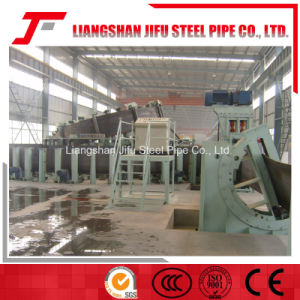 Welding Stainless Steel in Pipe Milling Machinery