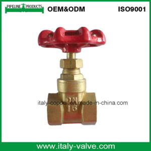 Customized Quality Brass Forged Stop Valve (AV4063) pictures & photos