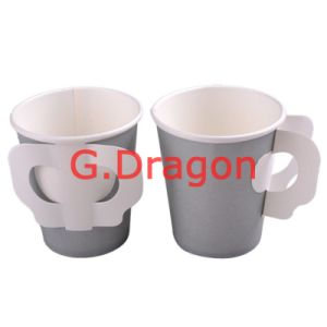 to Go Paper Cups for Hot or Cold Drinking (PC023)