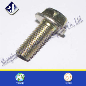 ANSI Gr5 Hex Flange Bolt pictures & photos