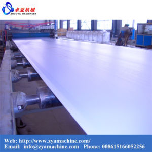 Recyclable PVC Plastic Formwork Production Line pictures & photos