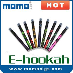 New Design Colorful E-Hookah Pen Style All Kinds Flavors Disposable Electronic Cigarette