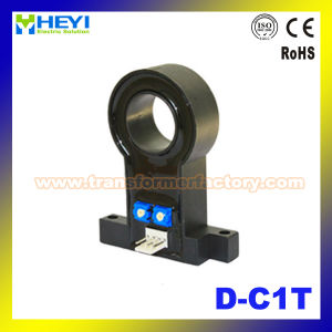 Hall Effect Current Sensor DC Clamp on Current Sensor pictures & photos