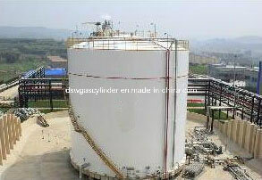 25m3 Low Temperature Storage Tank Cryogenic Tank pictures & photos