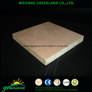 PVC Film Block Board 1220X2440mm Furniture Grade pictures & photos