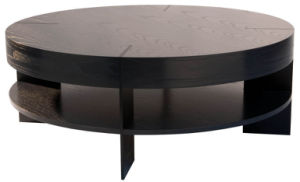 Round Coffee Table with Fashion Feet Style (TB-5528)