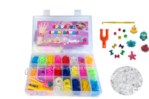 Wholesale DIY Loom Bands & Rubber Bands with Box & Loom Kit