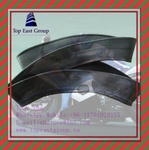 300-16, 325-16, 350-16, 110/90-16, Butyl, Natural Good Quality Motorcycle Inner Tube