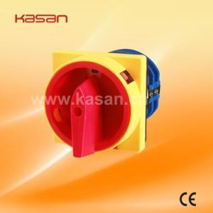 Lw28GS Series Padlock Type Power Cutoff Switch Manual Changeover Switch pictures & photos