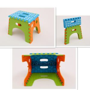 Enjoyable Pp Portable Small Foldable Folding Step Stool Kids Chair Ncnpc Chair Design For Home Ncnpcorg