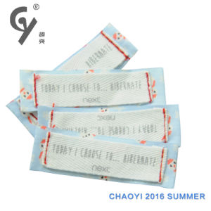 China Supplier Factory Customized TPU Screen-Printing Label