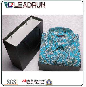 Paper Cardboard Packing Box for Trousers Coat Wind Coat Dust Coat Suit-Dress Women's Dress, Men's Wear Men's Cloth (Lp041)