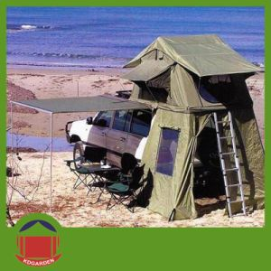 Soft Roof Top Tent Used Beach Camping pictures & photos