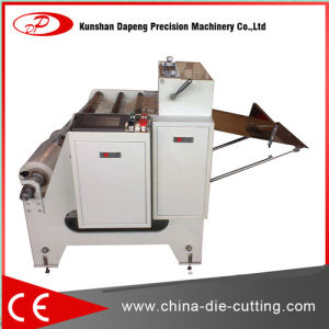 Automatic Roll to Sheet Film Cutting Machine pictures & photos