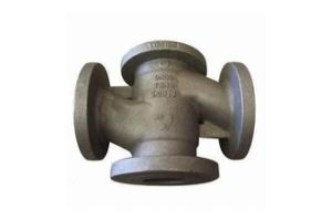 OEM Customized Sand Iron Casting Valve Body pictures & photos