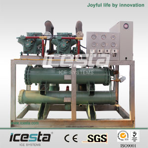 Icesta Large Industrial Block Ice Making Machine pictures & photos