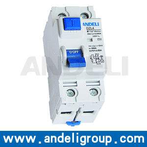2 Poles RCCB and RCBO Residual Current Circuit Breaker (DZL4) pictures & photos
