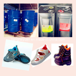PU Resin for Shoe Sole with The Upper Zg-P-5050/Zg-I-5002medium and High-Density pictures & photos