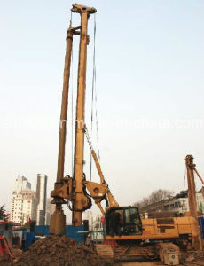 280 ton Torque Capacity TR280D Bore Pile Machine pictures & photos