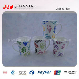 New Design Coffee Mug with High Quality (JSD008-003)